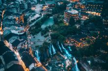 湘西旅行 不能错过的挂在瀑布上的绝美古镇
