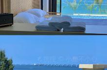 涠洲岛游 打卡新晋的一线海景民宿绝美‼️