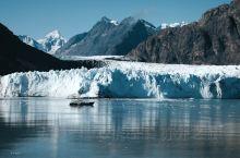 阿拉斯加的蓝色,是永恒、是优雅