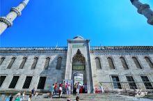 世界十大奇景之一蓝色清真寺,只属于土耳其