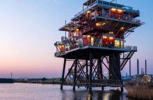 荷兰·阿姆斯特丹丨前生是海盗电台的餐厅