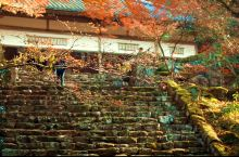 高源寺的红叶风光!