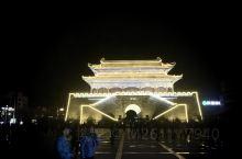 乾县人民政府古楼广场,休闲纳凉、文化活动中心!