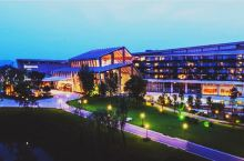 今天给大家推荐一个宝藏度假酒店,就是位于眉山市仁寿县的黑龙滩长岛天堂洲际酒店,真的是满足了我的一切想