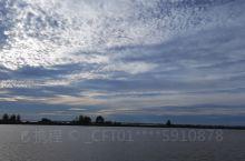 远看古丹阳湖风貌。