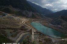 浙江临海在建的方溪水库