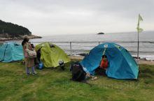 嵛山岛可以露营