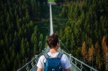 德国百佳景点·盖尔雷悬索桥