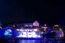 拈花湾喷泉