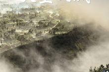印尼旅行 火山脚下的宫崎骏天空之城