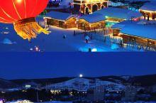 兴安盟丨冰雪童话,阿尔山雪村。