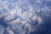 都说天山的雪山是仙境,以前不信