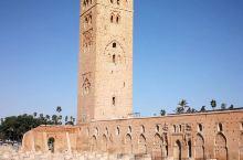 摩洛哥库图比亚清真寺