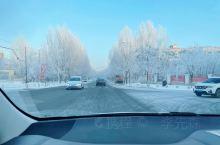 当我国的大部分城市还在享受着绚烂的秋景之时,在我国的辽宁省沈阳市,在十月底就已经迎来了入秋后的第一场
