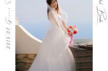 【希腊旅程】在圣托里尼拍婚纱