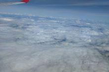 南宁上空的云