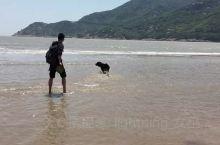 舟山大青山国家公园 一起来海滩玩耍吧