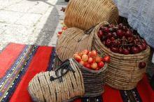 东欧保加利亚的樱桃节
