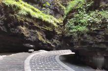 百里峡 海棠峪 峰回路转