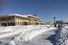 冬日里的宾州站