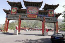 山西之旅第三天中国五岳之一恒山