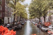 阿姆斯特丹街头