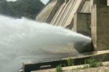 遥桥峪水库放水了
