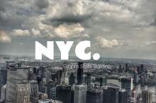 IN纽约|我在帝国大厦看日落