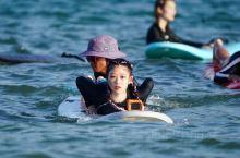 三亚•冲浪