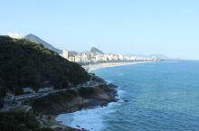 里约热内卢海边