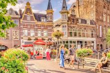 荷兰只有风车出名?马上刷新你的认知