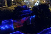 2021中秋,千年古运河上现代灯光秀