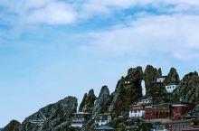 川藏线上的孜珠寺