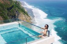 巴厘岛最美的悬崖泳池视频来啦