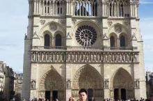 巴黎圣母院打卡