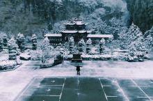 雪漫绵山丨寒食节发源地竟然这么美!