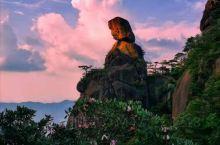 那些天在三清山遇见的女神