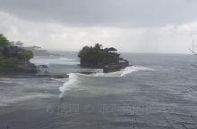 海神庙,矗立海中,惊涛骇浪