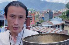 盘到了200年的尼泊尔老颂钵,历史沧桑