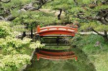 栗林公园 江户时代的回游式大名庭