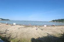 澳门黑沙海滩