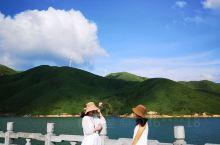 夏天的天湖,风景好美。