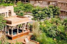 印度王室古堡改造的六善酒店