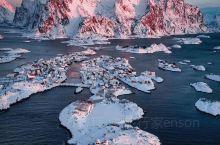 """挪威 被称为""""北方威尼斯""""的渔村"""