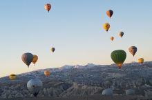 卡帕多奇亚的热气球