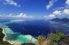 海岛旅游|马来西亚沙巴州仙本那珍珠岛