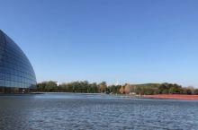 初冬的北京,丽日蓝天,岁月静好。