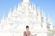 假装在泰国,云南芒市大银塔