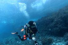 潜入大海,聆听自己的呼吸声