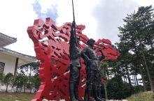 大别山是一座英雄的山,革命的山,红色的山